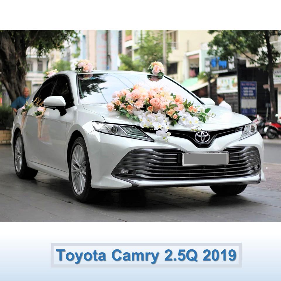 xe hoa Camry 2.5Q 2019