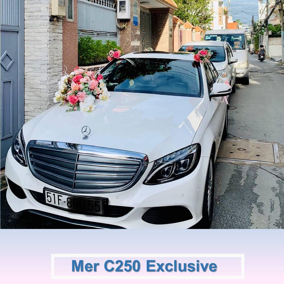 xe hoa Mer C250 Exclusive