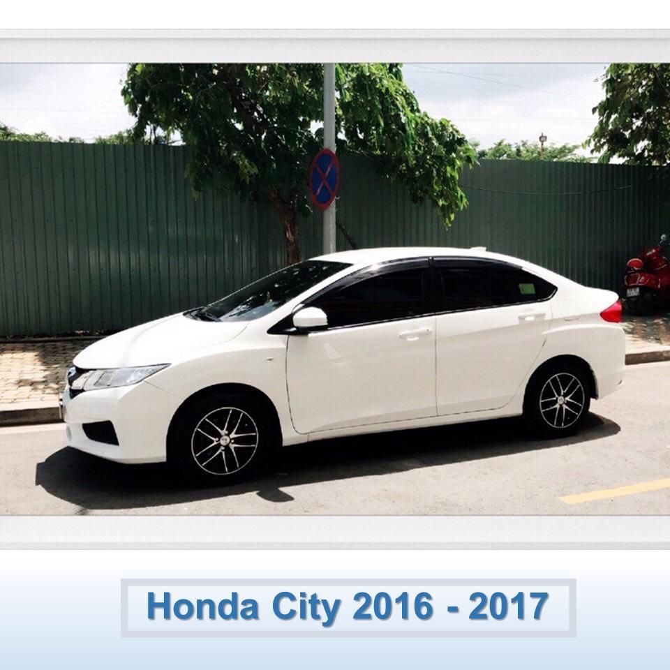 xe hoa Honda City 2017
