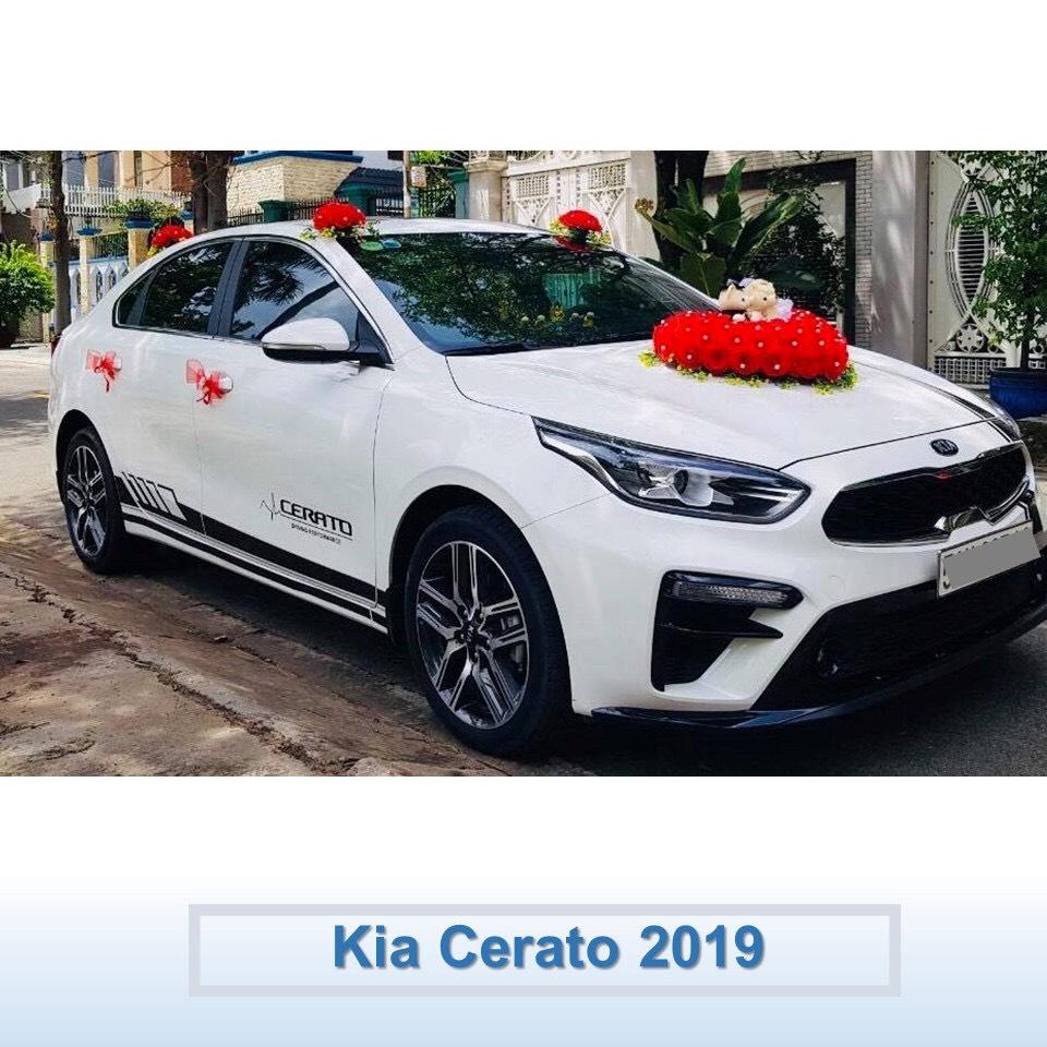xe hoa Kia Cerato 2019