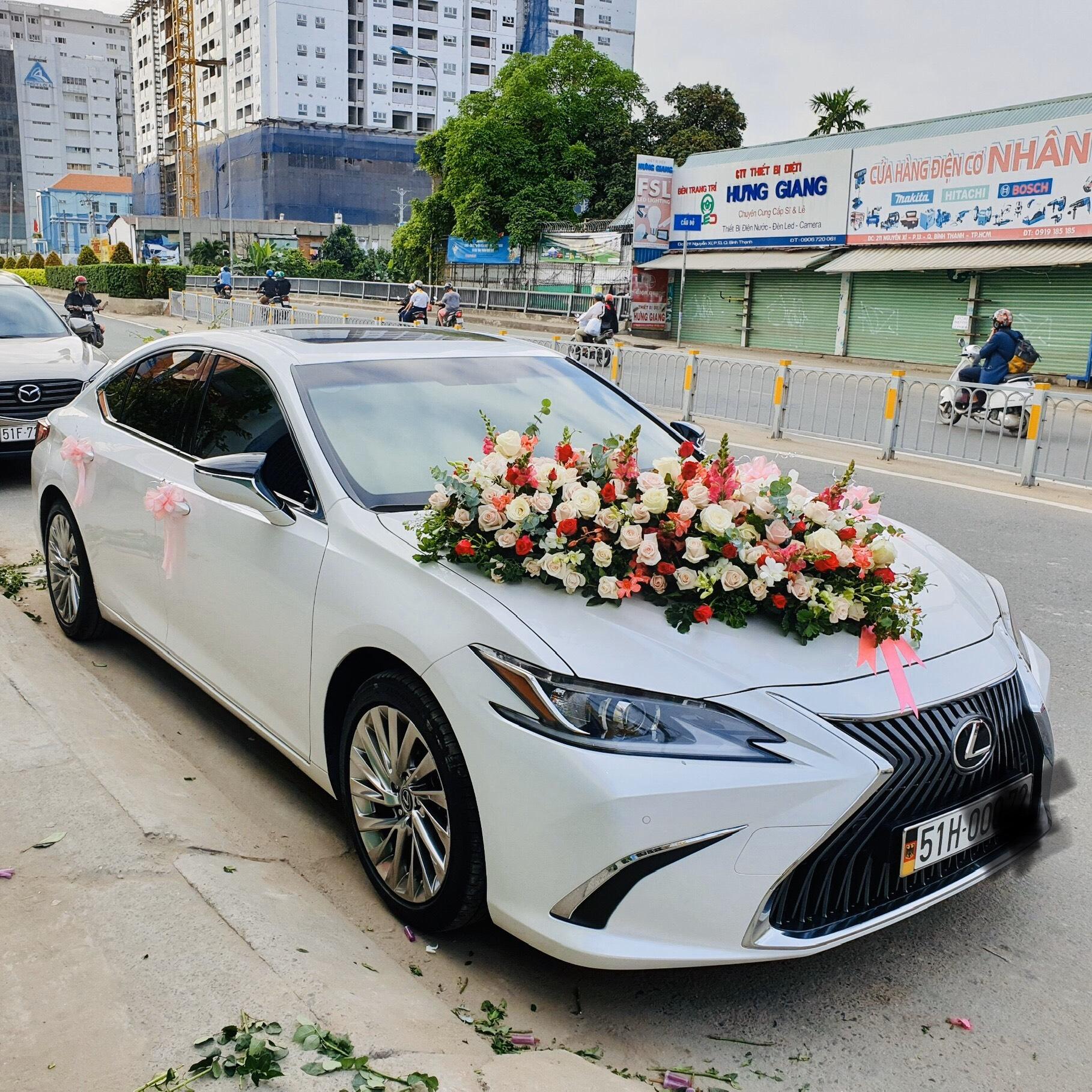 xe hoa Lexus ES250 2019