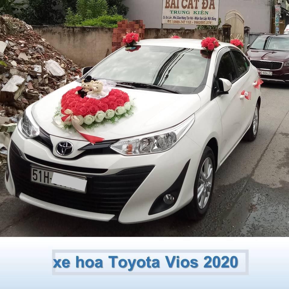xe hoa Toyota Vios