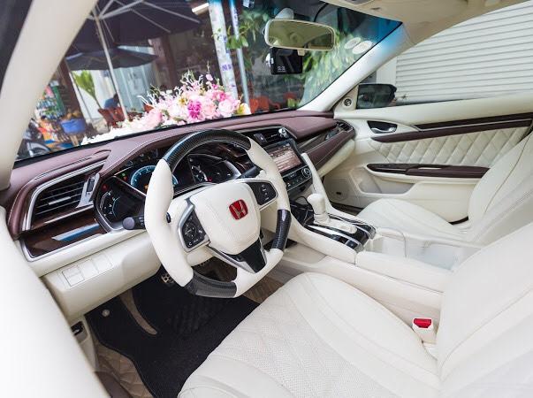 nội thất xe honda new Civic