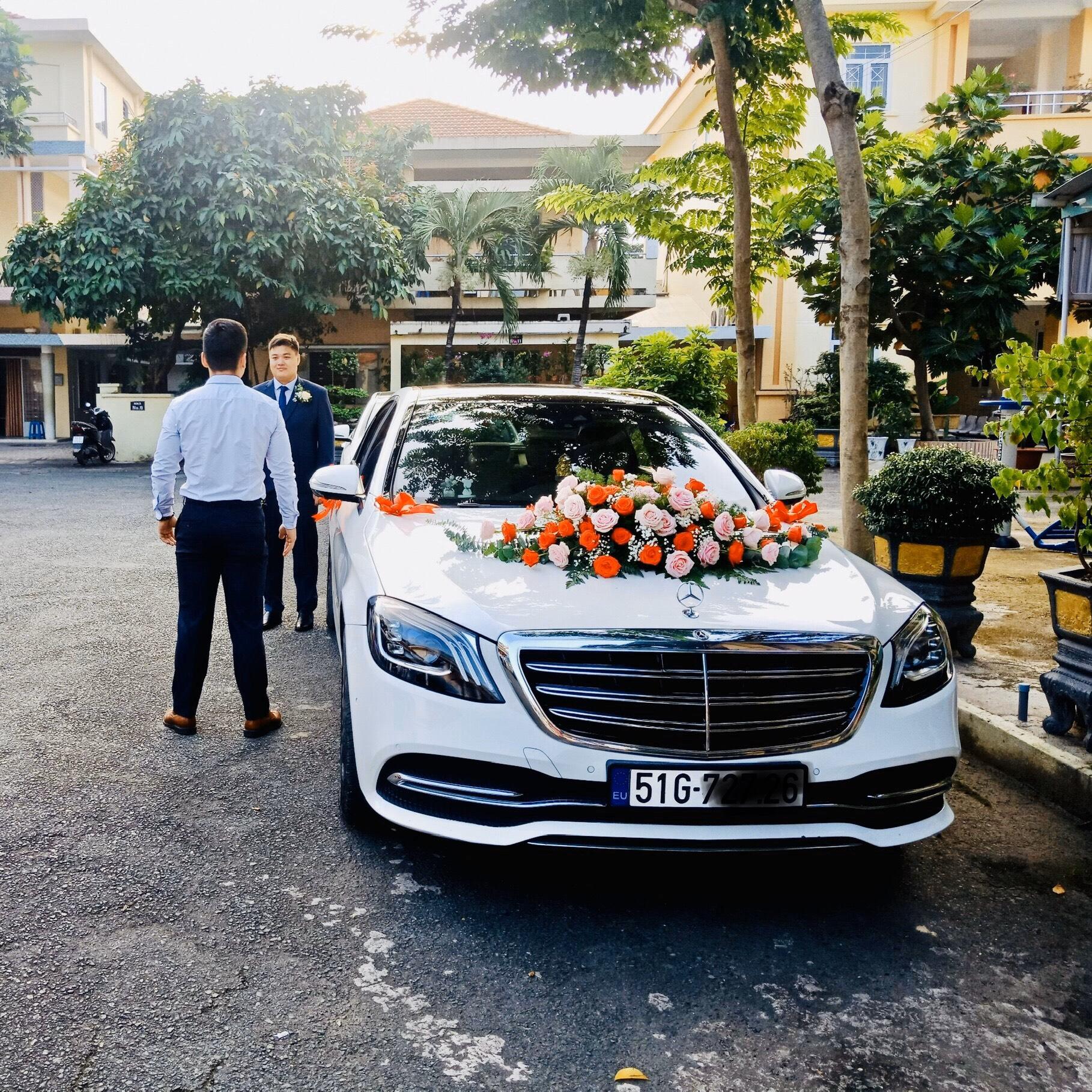 xe Mercedes S450 2019